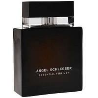 Angel Schlesser Essential Men 100ml edt (харизматичный, чувственный, мужественный, невероятно притягательный), фото 1