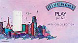 Givenchy Play Arty Color Edition 75ml edp (Композиции придаст образу изящности, чувственности,яркой игривости), фото 4