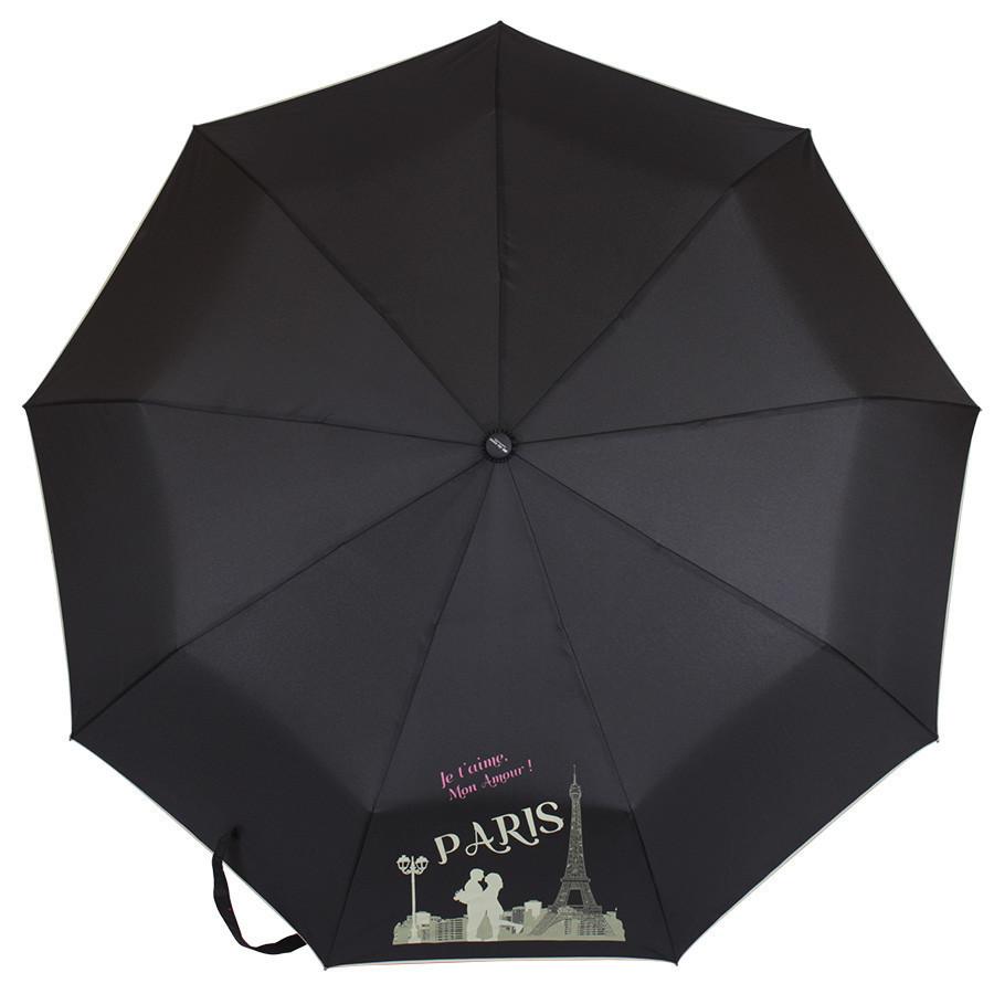 Зонт складной de esse автомат Любовь в Париже