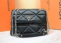 Женская брендовая сумка Prada Прада , женские модные сумки, брендовые сумки