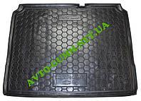 Коврик в багажник для Citroen C-4 (2010-) (хетчбэк) полиуретан ( Avto-Gumm )