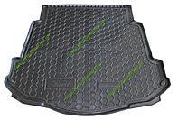 Коврик в багажник для Ford Mondeo lV (2007-) (седан) (с докаткой) полиуретан ( Avto-Gumm )