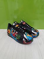Кросівки Camuzares чорні/лакові 38