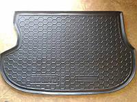 Коврик в багажник для Mitsubishi Pajero Wagon lll-lV (7 мест) полиуретан ( Avto-Gumm )
