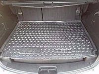 Коврик в багажник для Ssang Yong Kyron (с органайзер.) полиуретан ( Avto-Gumm )