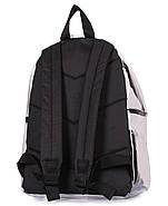 Прозрачный рюкзак Plastic (черный), фото 3