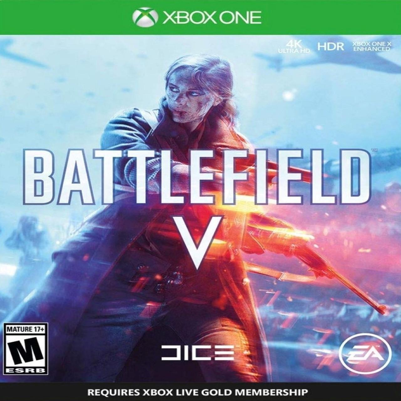 Battlefield V  (русская версия) XBOX ONE (Код)