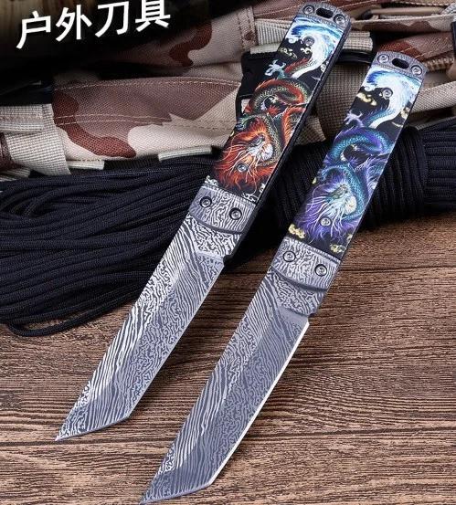 Японський кинджал самурая Танто JGF50