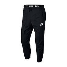 Брюки мужские Nike NSW Advance 15 Pants Woven 885931-010 Черный Размер L