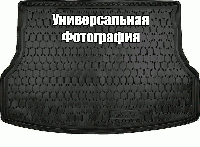 Коврик в багажник для авто MERCEDES W 140 (короткая база) полиуретан ( AVTO-Gumm )