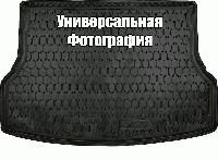Коврик в багажник для авто KIA Ceed (2019>) (хетчбэк верхняя полка) полиуретан ( AVTO-Gumm )
