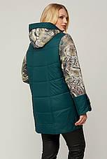Куртка женская демисезонная размеры: 50-60, фото 3