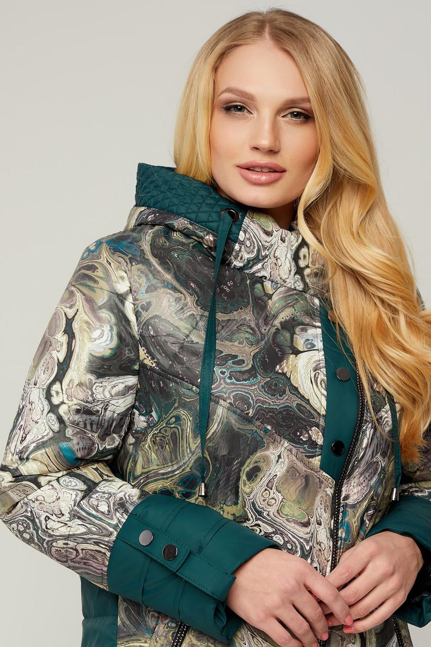 Куртка женская демисезонная размеры: 50-60
