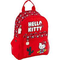 Рюкзак детский дошкольный Kite для 3-5 лет для девочки 29*21*9,5см