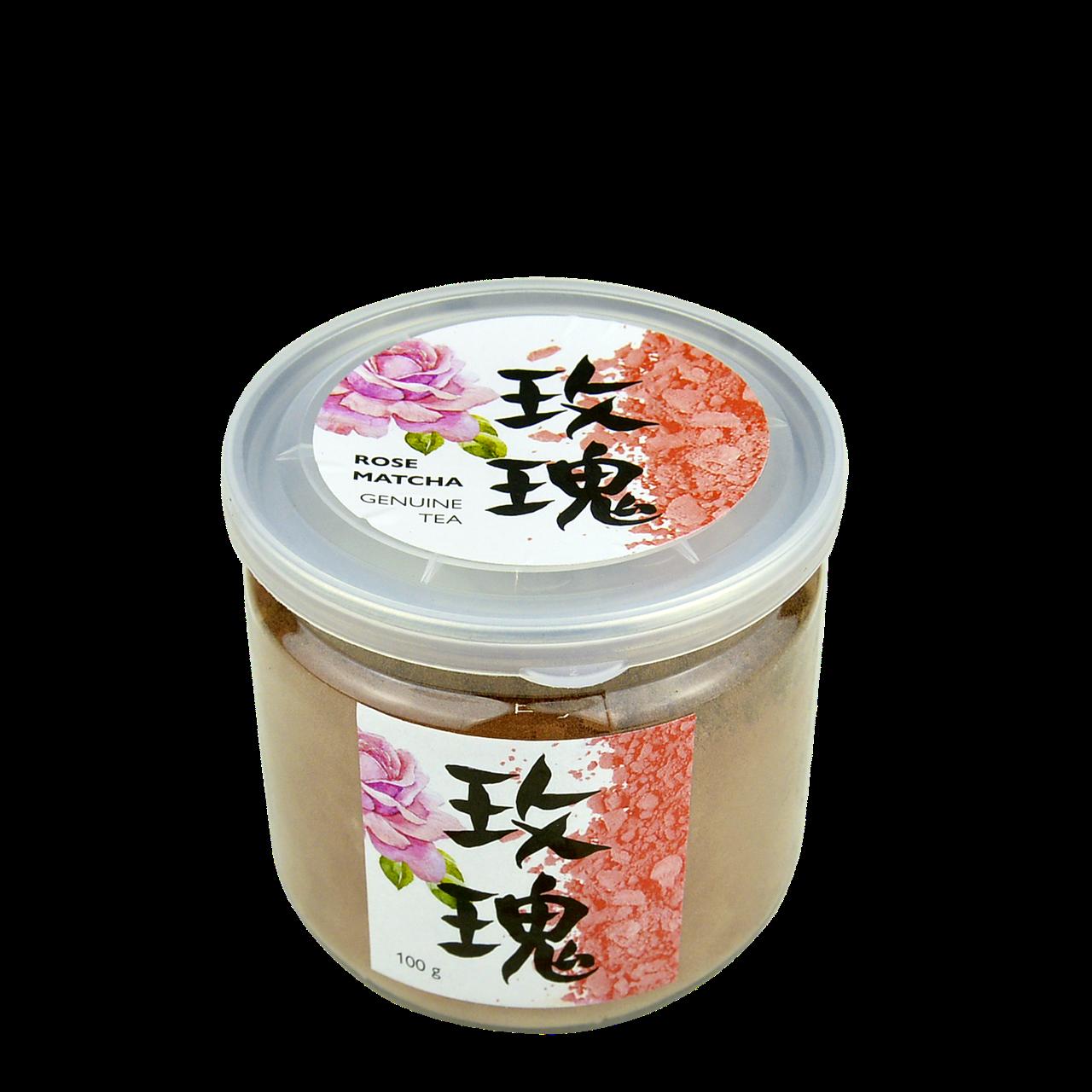 Чай Матча (розовый),100 г