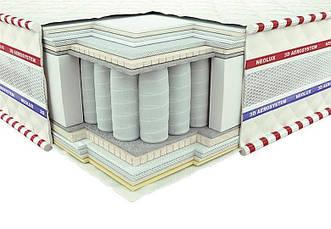 Ортопедичний матрац 3D Магнат Зима-літо PS 80х190