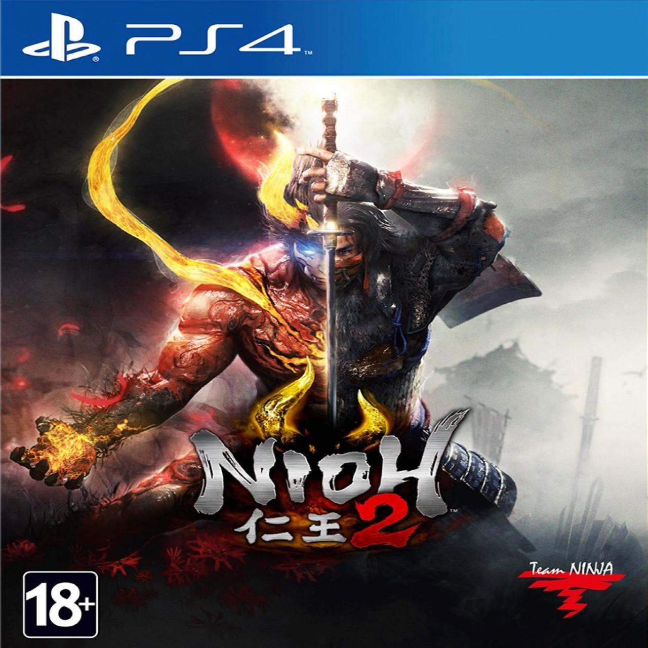 Nioh 2 (російська версія) PS4