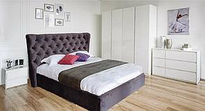 """Меблі в спальню """"Пур-Пур"""" від Embawood"""