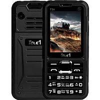 TELE1 T34 Green IP67 Защищенный противоударный и водонепроницаемый телефон