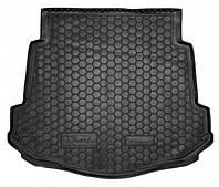 Коврик в багажник для Ford Mondeo lV (2007-) (седан) (с докаткой) ( пластик ) ( Avto-Gumm )