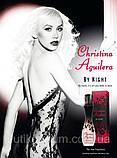 Christina Aguilera by Night 50 ml edp (чувственный, манящий, роскошный, сексуальный, загадочный, дерзкий), фото 4