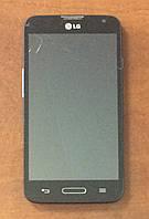 Телефон LG Optimus L70 (D321) на запчасти или восстановление