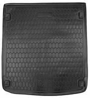 Коврик в багажник для Audi A6 (C7) (2014-) (универсал) ( пластик ) ( Avto-Gumm )