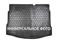 Коврик в багажник для  OPEL Astra F (1991>) (3 дв.) хетчбэк ( Avto-Gumm ) пластик