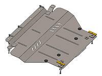 Защита двигателя, КПП, радиатора частично для авто Citroen С5 2008- V-1,8 2.0 HDI АКПП с алюминиевым подрамником ( TM Kolchuga ) Стандарт