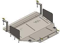 Защита двигателя, КПП, радиатора для авто Hyundai Sonata YF 2010-2014 V-все подрамник как знак бесконечности ( TM Kolchuga ) Стандарт