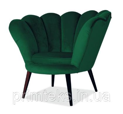 Кресло Magnolia Velvet ( Магнолия Вельвет зелёный)