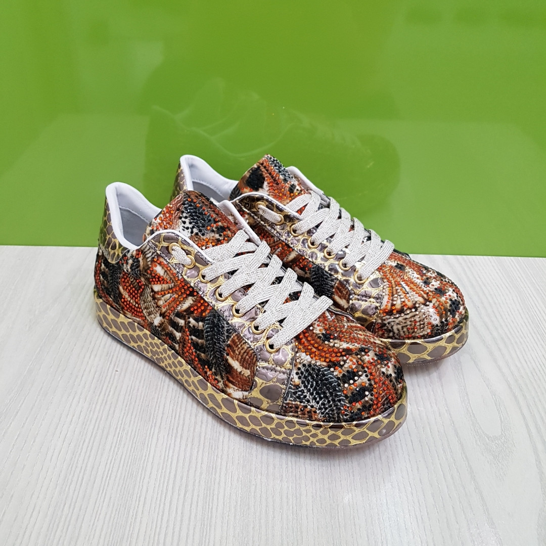 Кросівки Camuzares беж/камінці