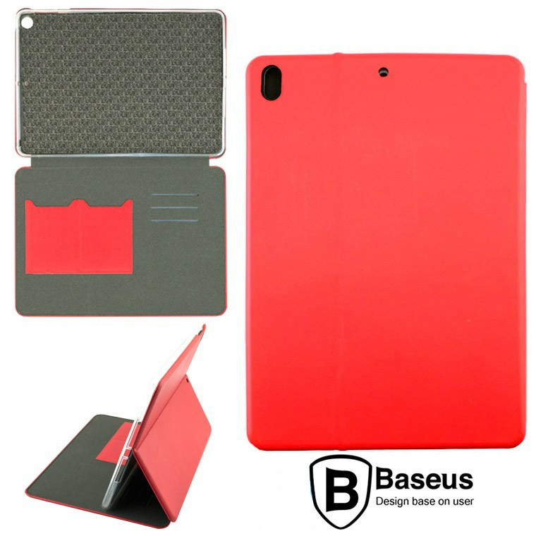 Чехол-книжка Baseus Premium Edge Apple iPad Mini 2019 Red