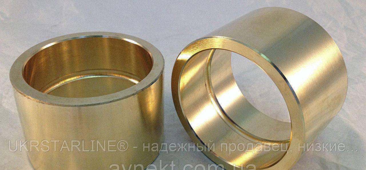 Втулка бронзова О5Ц5С5 (ОЦС 555) БрАЖ 9-4 Л відцентрове лиття згідно Ваших кресленнях