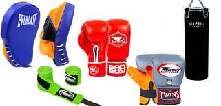 Аксессуары для бокса и единоборств