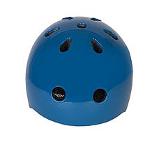 Велосипедный шлем Trybike 47 53см синий (COCO 12S), фото 2
