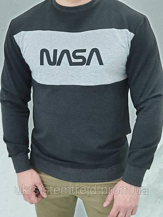 Свитшот мужской NASA