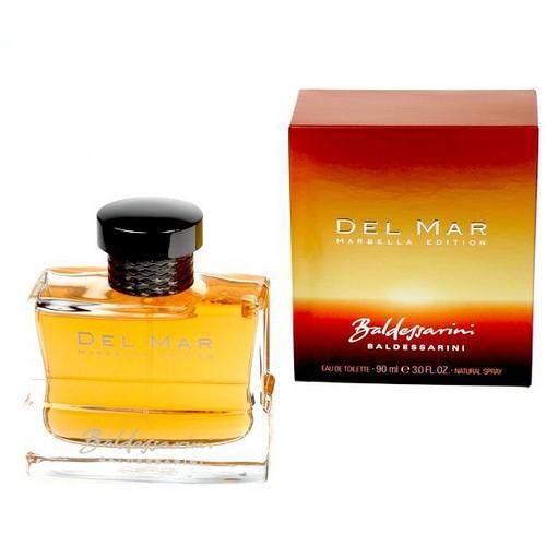 Мужской парфюм Boss Baldessarini Del Mar Marbella 90 ml edt ( элегантный, таинственный, мужественный)