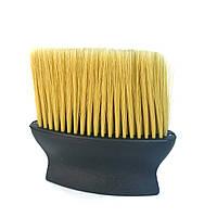 Сметка для волос DenIS professional ровная - золотой ворс