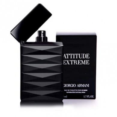Оригинал Armani Attitude Extreme 75ml edt Армани Аттитюд Экстрим (уверенный, брутальный, чувственный)
