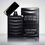 Оригинал Armani Attitude Extreme 75ml edt Армани Аттитюд Экстрим (уверенный, брутальный, чувственный), фото 2