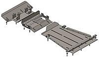Защита двигателя, КПП, радиатора, рулевой тяги переднего моста для авто Suzuki Jimny JB 2005-2012 V-1.3 АКПП МКПП ( TM Kolchuga ) Стандарт