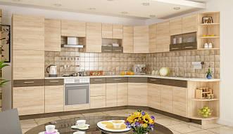 """Кухня """"Грета""""  2.6 Мебель-Сервис"""