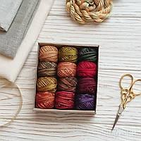 Набор мулине Summer Quakers Valdani Floss Cotton Collections