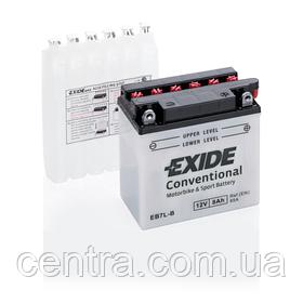 Мото аккумулятор EXIDE  EB7L-B