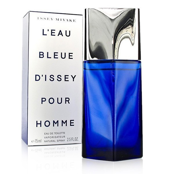 Issey Miyake L´eau D´issey Blue 75ml edt (Сложный и уникальный парфюм призван акцентировать внимание на вас)
