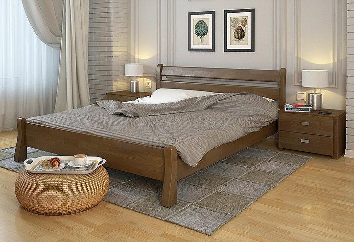 Кровать  Венеция бук 160*200  Arbor Drev