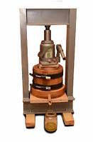 3л 30тонн Пресс для масла холодного отжима  деревянный Домашний маслопресс
