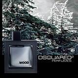 Dsquared2 He Wood Silver Wind Wood 100ml edt (уверенный, мужественный, соблазнительный), фото 7