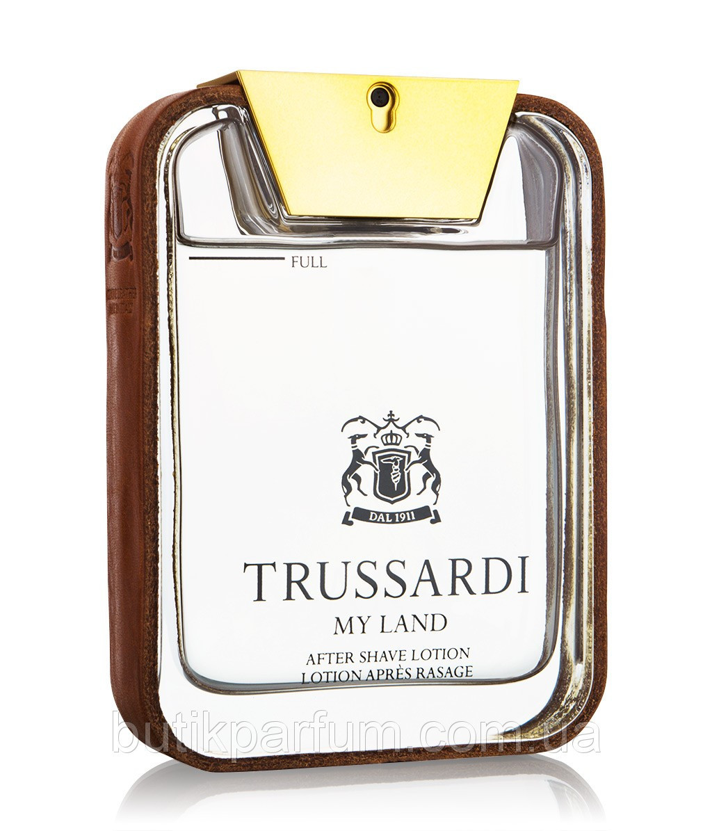 Trussardi My Land 100ml edt (мужественный, статусный, престижный, дорогой аромат богатства)